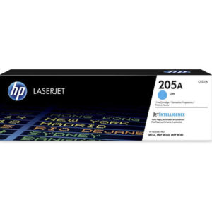 HP 205A Cyan Original LaserJet Toner Cartridge