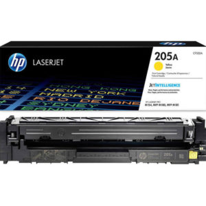 HP 205A Yellow Original LaserJet Toner Cartridge