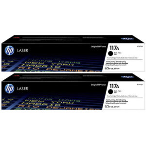 HP 117A Black Toner Cartridge