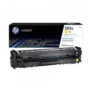 HP 203A Yellow LaserJet Toner Cartridge