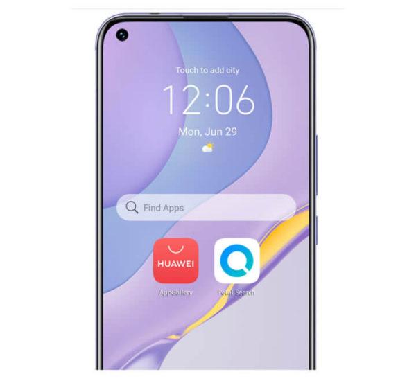 Huawei Nova 7i App Gallery