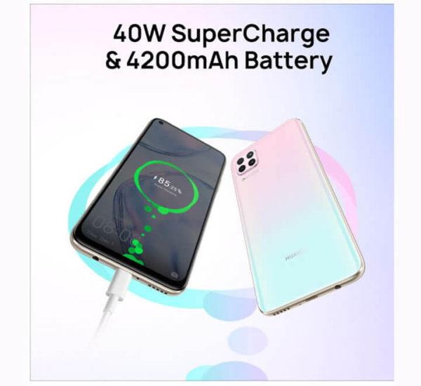 Huawei Nova 7i Charging