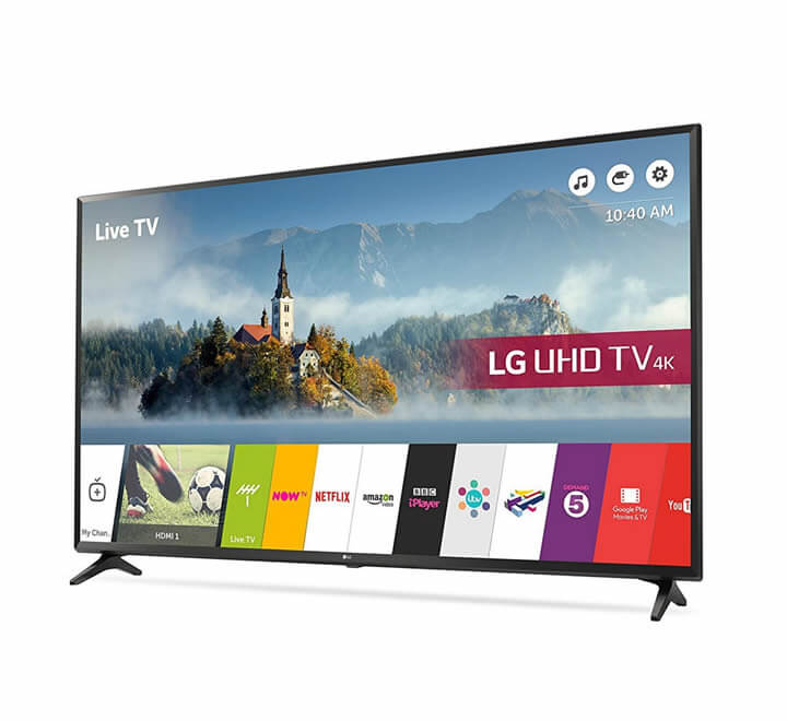 LG 65 Inch 4K Smart TV
