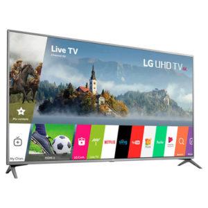 LG 75 Inch 4K Smart TV
