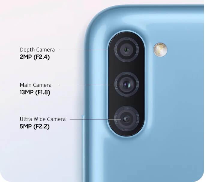 Samsung Galaxy A11 Triple Camera