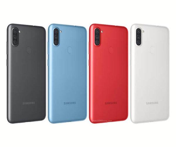 "Samsung Galaxy A11, 6.4"", 32GB + 2GB RAM (Dual SIM), 4000mAh Colors"