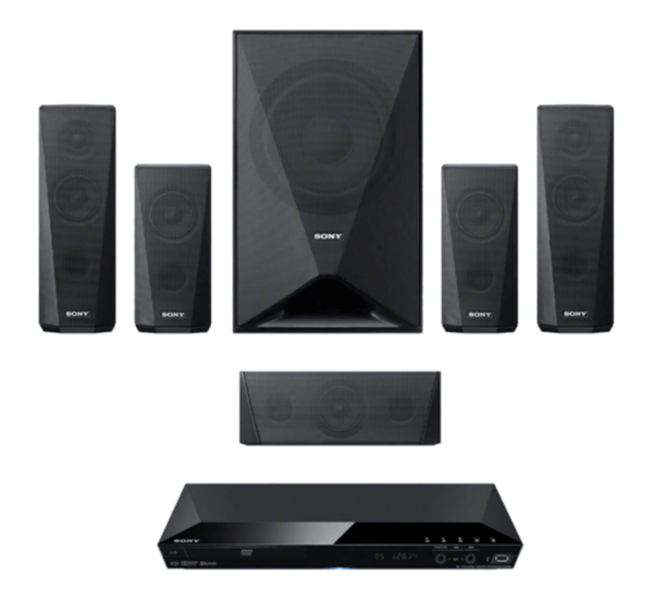 Sony DAV-DZ350 DVD Home Theatre System