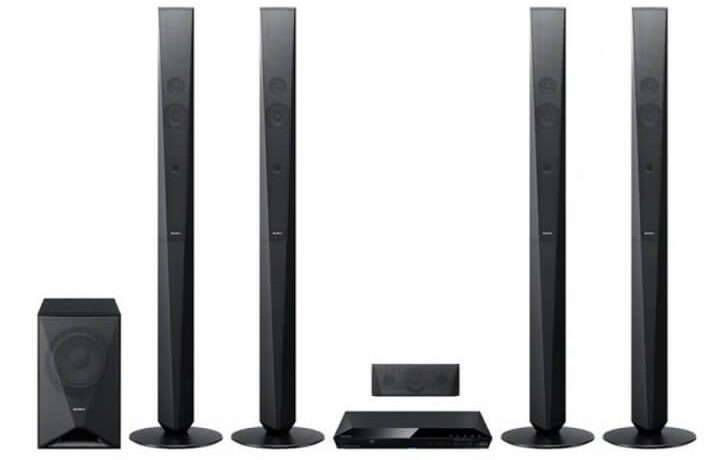 Sony DAV- DZ950 Home Theater System