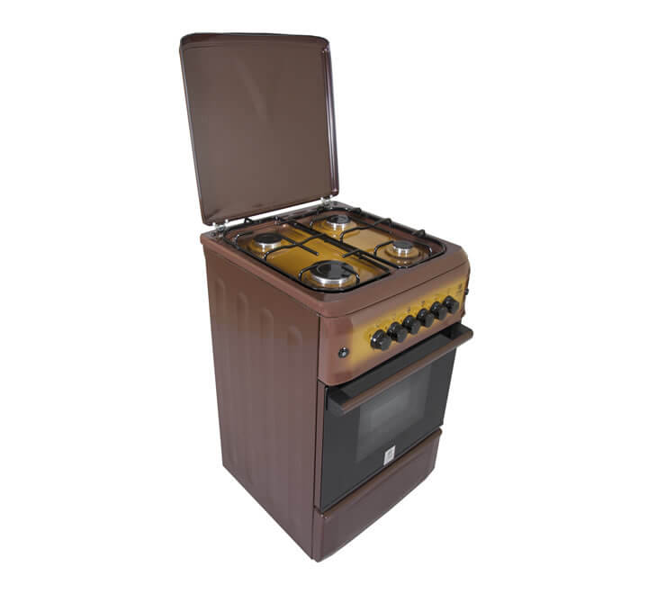 Standing Cooker, 50cm X 55cm, 4GB, Gas Cooker andOven