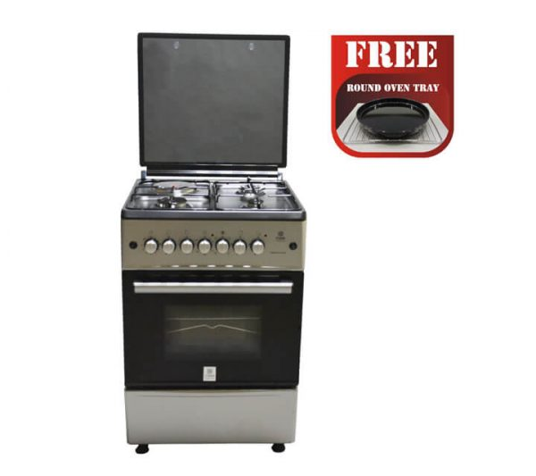 Standing Cooker, 58cm X 58cm, All Gas, Gas Oven