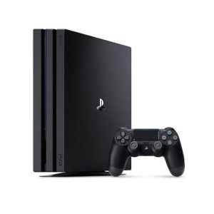 Sony Playstation 4 Pro 1TB Console, Black