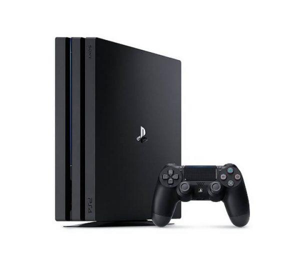Sony Playstation 4 Pro 1TB Console, Black