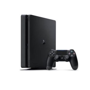 Sony Ps4 Slim 500Gb, Dolby Vision, Shareplay, 1 Gamepad, Bluetooth