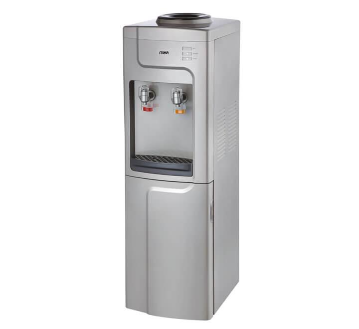 Water Dispenser, Standing, Hot & Normal, Silver & Grey