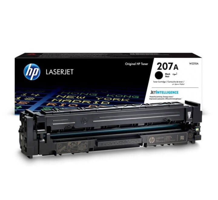 HP LaserJet Black Toner 207A