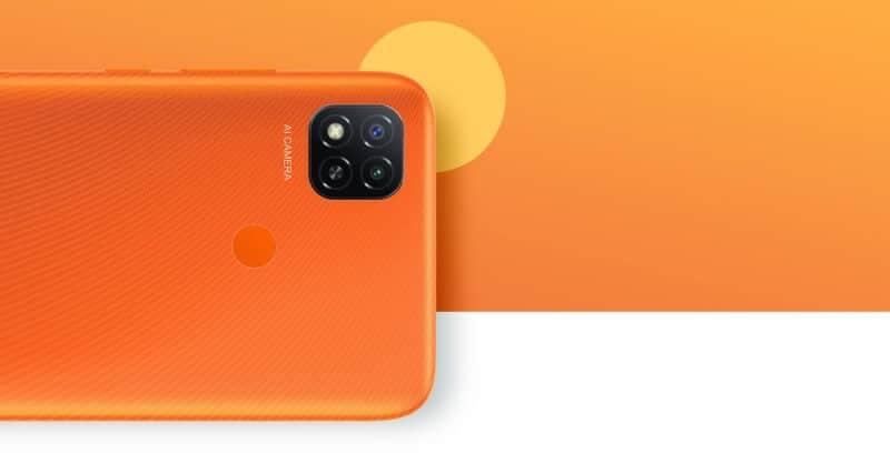 "XIAOMI Redmi 9C, 6.53"", 3 GB + 64 GB (Dual SIM) Triple Camera"