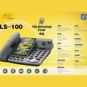 SQ LS-100 Fixed Wireless Landline Phone