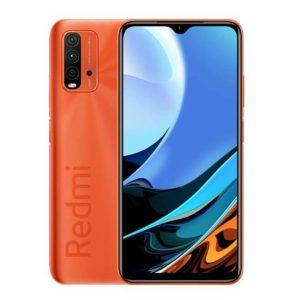 Xioami Redmi 9T Dual SIM Smartphone Sunrise Orange 4GB RAM 12GB