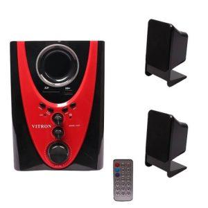Vitron V027 2.1 Channel Multimedia Speaker System Woofer
